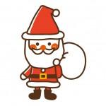 サンタクロースの衣装の由来!実は服の色は赤じゃない!