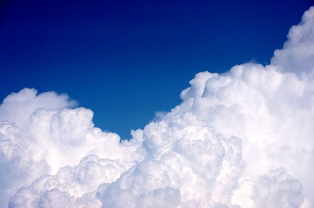 雲ができる仕組みとは?5つのパターンを図で解説!