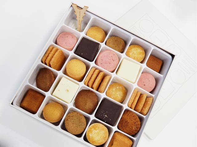 クッキーとビスケットとサブレの違い!知らないで食べると太っちゃうかも!