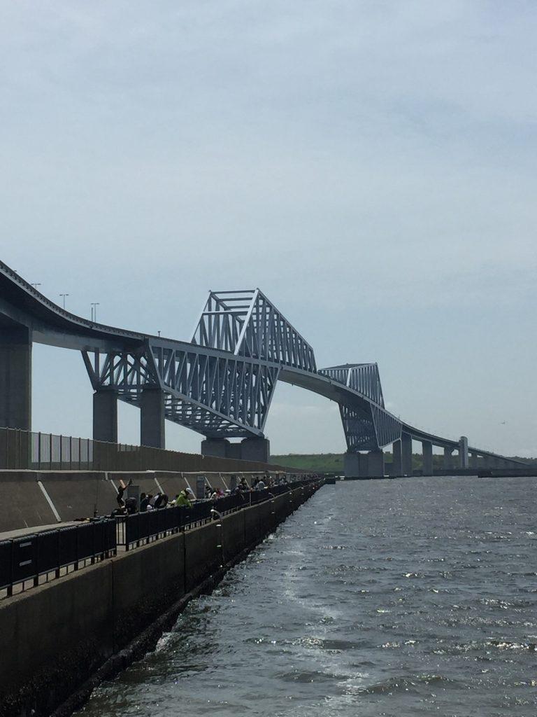 東京ゲートブリッジは徒歩で中央防波堤まで渡れるの!?