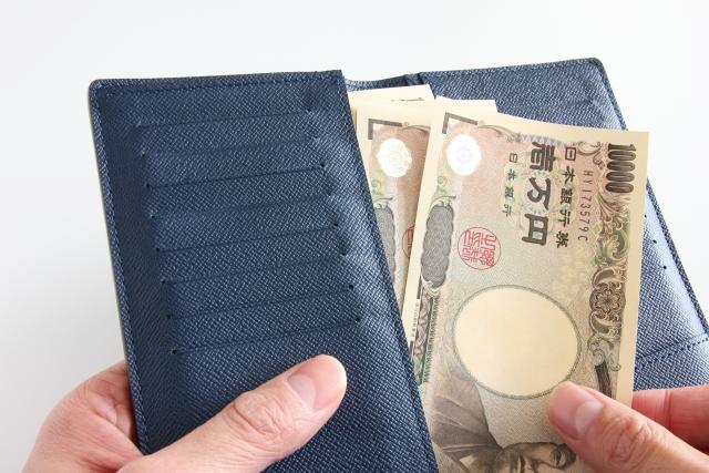 レジで言われる「一万円入ります」!実はこんな意味だった!