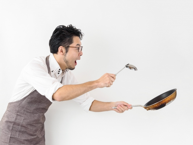 夫が料理しない!食べるだけの旦那を変える4つのコツ!