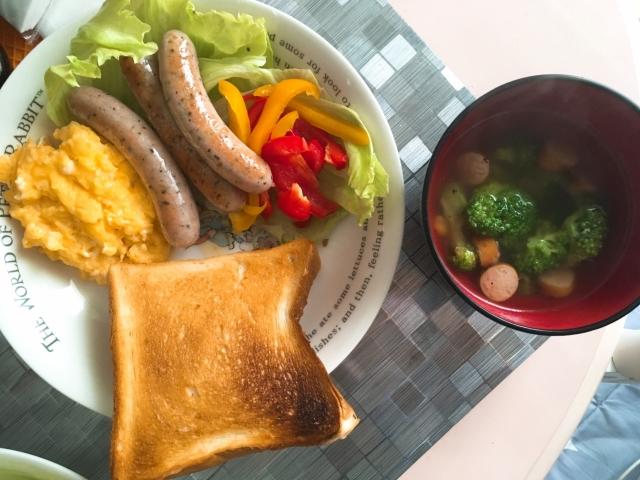 毎日同じメニューの食事はダメなの?健康だったら問題無しです!