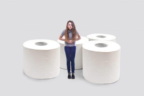 トイレットペーパー使いすぎと怒られた!実は使用量の平均は長かった!