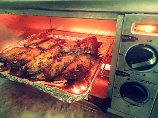 アルミ ホイル オーブン